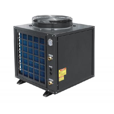测试AQUA泳池恒温热泵-B系列