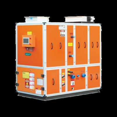 AQUA爱克三集一体恒温除湿热泵-泳池恒温除湿热泵-QH柜式