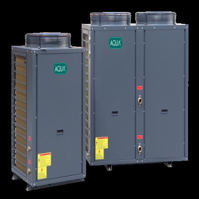 空气源热泵机组计算及安装指南